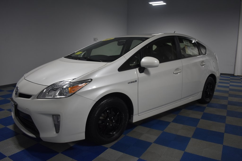 Pre-Owned 2014 Toyota Prius Four