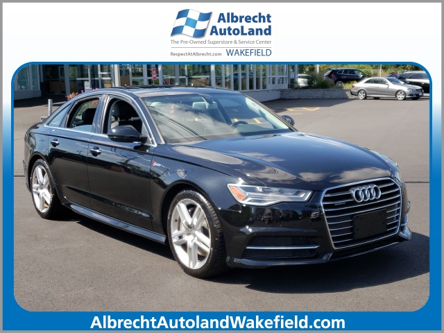 Pre-Owned 2016 Audi A6 3.0T Premium Plus