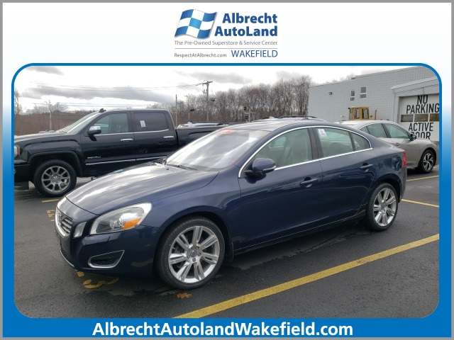 Pre-Owned 2012 Volvo S60 T6