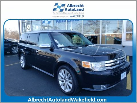 Pre-Owned 2011 Ford Flex Limited