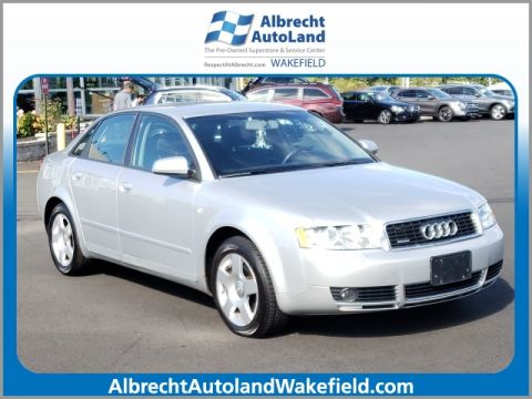 Pre-Owned 2005 Audi A4 1.8T