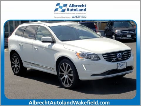 Pre-Owned 2017 Volvo XC60 T6 Inscription